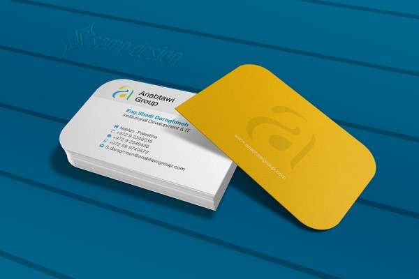 anabtawi-group-die-cut-business-cards